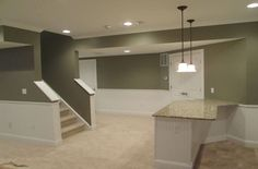 It's A Man Cave! How About A Fitness Room? Have A Bar For Entertaining? | Better Built Basements