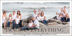 Now that's a Family! ~ NJ Beach Photographer ~ Ocean City, NJ ~ Desiree and Stacy