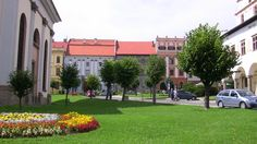 Here's a challenge for you: in which Slovak town was this photo taken?