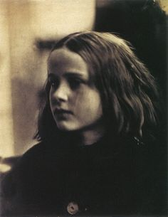 """Annie, my first success"", taken in 1864, was the first photograph Julia Margaret Cameron had taken that she was satisfied with. Photo via Wikipedia"
