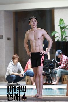 Park Seo Joon - this pic snuck up on me. I realized I winced in actual pain and my toes were all curled up. Park Seo Joon Abs, Joon Park, Park Seo Jun, Hot Korean Guys, Korean Men, Asian Actors, Korean Actors, Abs Boys, Park Hyung Sik