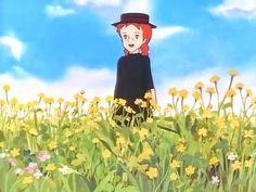 Akage no Anne Anne Auf Green Gables, Bird Artists, Studio Ghibli Art, Anne Shirley, Hayao Miyazaki, Caricature, Collage Art, Colored Pencils, Animation
