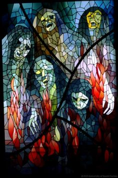 holocaust stained glass - Google Search