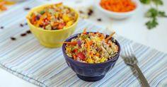 Summer Quinoa Salad | Super Healthy Kids