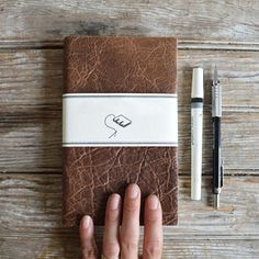 Revival Leather Journal