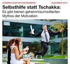 So klappt es mit der Motivation. Schmidt, Motivation, Sports, Life, Author, Self Help, First Aid, Tips, Hs Sports