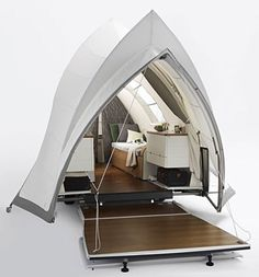 This would make camping amazing!