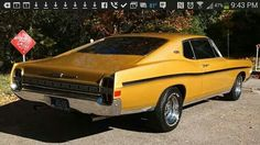 1968 Galaxie XL 428 Ford America, Motorcycle Paint Jobs, Ford Ltd, Ford Classic Cars, Ford Fairlane, Futuristic Cars, Car Ford, Car Show, Cars And Motorcycles