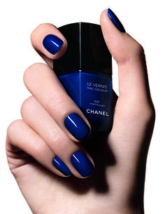 Le Vernis Fortissimo. #chanelcosmetics