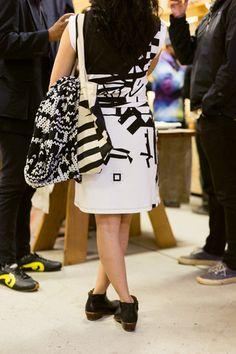 Stephanie Syjuco Dazzle Dress