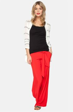 Very cute, love the colorful pants