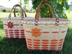 Make baskets to get what we want/need?