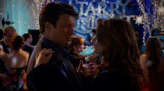Caskett Dances at Prom