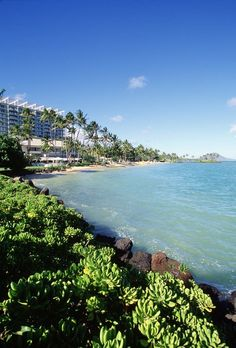This oceanfront hotel, with 306 upscale island-style rooms, has a gorgeous, earth-toned spa—all treatments begin with Ho'omaka, a cleansing sea salt foot scrub. Rooms from $495; Kahala Hotel & Resort