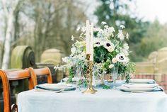 Photography: Anouschka Rokebrand - www.anouschkarokebrand.com   Read More on SMP: http://www.stylemepretty.com/2015/06/05/elegant-something-blue-netherlands-wedding-inspiration/