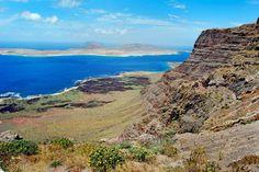 Isla la Graciosa, Islas Canarias.