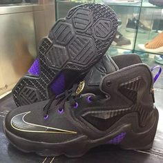 quality design 210a2 8e870 Nike LeBron 13 (Three Colorway Preview