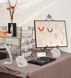 an image of my booth from South Paw Studios