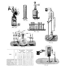 Stampers Anonymous Tim Holtz Cling Rubber Stamp Set Laboratory