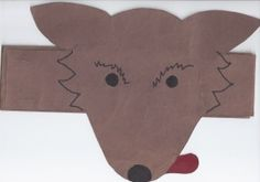 Red riding hood retelling for comprehension