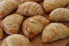 #apple walnut #Cheshire #cheddar #cheese #Chaussons #pastry #turnover