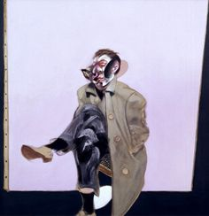 'Self Portrait Seated' by Francis Bacon (1970)