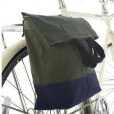 Want: The Sac - Linus bike bag