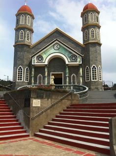 Iglesia de zarcero Costa Rica