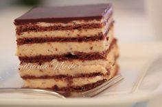 Boem kocka | Ljiljana Nieder Tiramisu, Ethnic Recipes, Food, Cooking, Eten, Tiramisu Cake, Meals, Diet