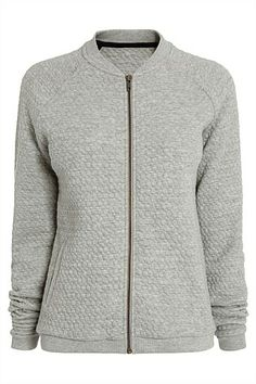 Next Quilted Bomber Jacket