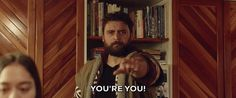 Trending GIF you the orchard hunt for the wilderpeople youre you Wilder People, Hunt For The Wilderpeople, Taika Waititi, Hilarious, Funny Gifs, Having A Bad Day, Movies Showing, New Trends, Cinema