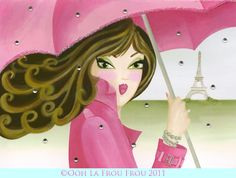 ooh la frou frou: If raindrops were dreams