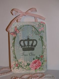 Royal Bebe Shoppe: New Arrivals: French Market Shabby Home Decor Pillows