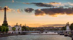 Pont Alexandre III @ Paris