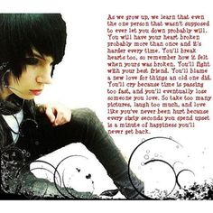 Andy Biersack Quotes | Andy Biersack (Six)