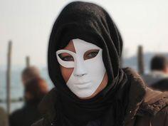 Carnaval de Venecia, fondo desenfocado | Flickr: Intercambio de fotos