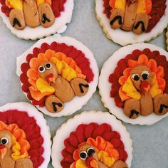 Turkey Treats at work #collegementorsforkids by smkohls