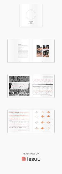 Architektur-portfolio booklet architekturmappenheft livret de portfolio d 'archi Portfolio Design Layouts, Fashion Portfolio Layout, Portfolio Booklet, Portfolio Covers, Book Design Layout, E Design, Branding Portfolio, Product Portfolio, Design Ideas