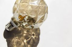 Noticed recently: smoky glass light bulbs from Belgian company Zangra, for adding a touch of glamour to any light fixture. (Bonus points for being dimmable
