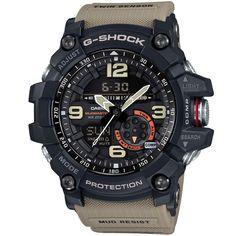 Casio G-Shock GG-1000-1A5ER Mudmaster Casio G-shock, Casio Watch, G Shock Mudmaster, G Shock Men, Casual Watches, Cool Watches, Wrist Watches, Men's Watches, Timex Watches