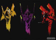 Evangelion é uma das obras que mais se destacam e que geraram uma extrema legião de fãs ao redor do mundo