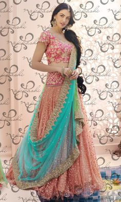 Shop Latest Bridal Lehenga choli online in UK for Weddings.