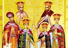 Acatistul Sfinților Martiri Brâncoveni (16 august) | La Taifas