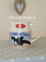Milk Jug 500ml Milk Jug, Kitchen Accessories, Mugs, Tableware, Dress, Products, Kitchen Fixtures, Dinnerware, Dresses
