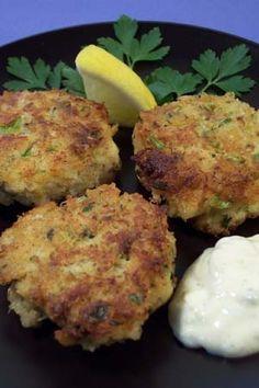 Crab Cakes recipe, love these
