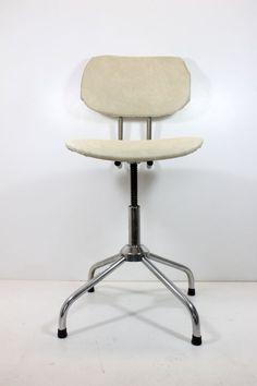 Sgabello INDUSTRIAL-CHIC/Vintage Stool/Hoker/Apothec/Urban/Bauhaus/Bar Stool R2