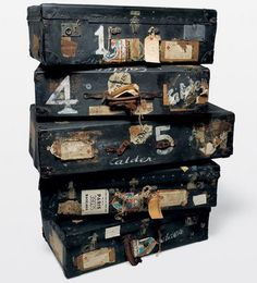 suitcases***Research for possible future project.