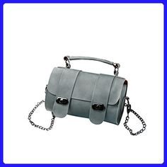 0e90a3c15f PU Leather Korean Fashion Vintage Style Cross Body Shoulder Bag for Ladies  and Girls - Crossbody