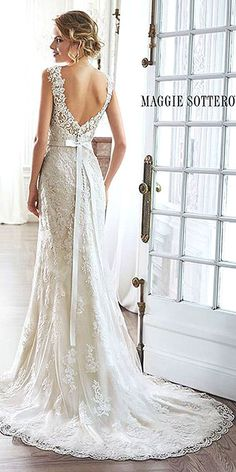 21 Best Of Romantic Wedding Dresses By Maggie Sottero ❤ All wedding dresses by… #beautydresses