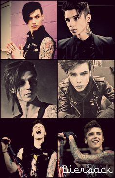 I think I might've just woken up the neighbors from FANGIRLING OVER ANDY OHMYGOD